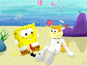 SpongeBob And Sandy Puzzle