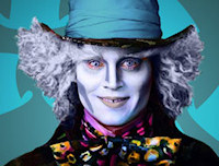 The Mad Hatter Extreme Makeover