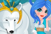 Ice Princess Elements Makeover