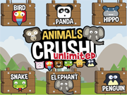 Animals Crush Unlimited