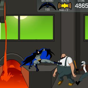 Batman In Cobblebot Caper