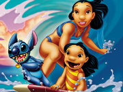 Lilo & Stich - Beach Treasure
