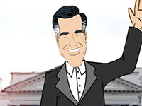 Romney Dress Up