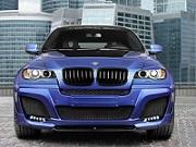 BMW X6 Jigsaw