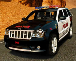 Jeep Police Puzzle