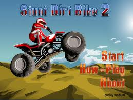 Stunt Dirt Bike-2