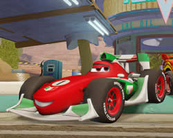 Francesco Cars Puzzle