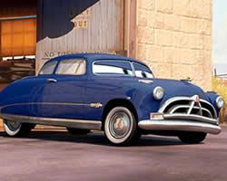 Doc Hudson Cars Puzzle