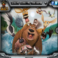 Open Season-Hidden Objects