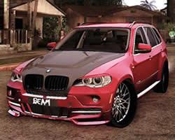 BMW X5 Puzzle