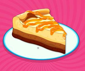 White Cheesecake Caramel