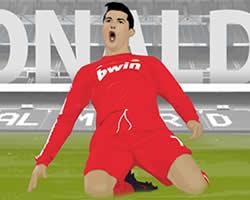 Ronaldo Soccer Puzzle