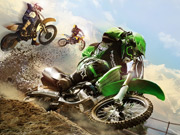 New Motocross Dirt Challenge