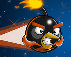 Angry Birds Bomb Puzzle