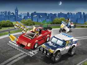 Lego Speed Chace