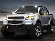 Chevrolet Colorado Jigsaw