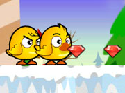 Chicken Duck Brothers Christmas